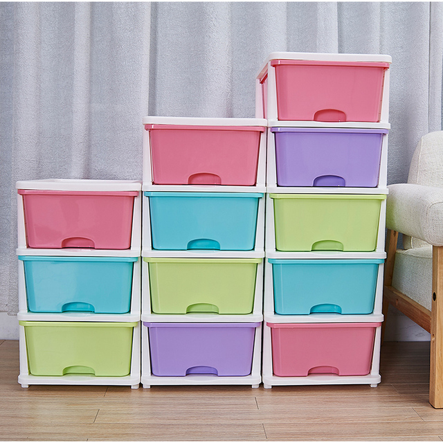 Genial Extra Large Drawer Cabinet Toy Multi Layer Box Clothing Plastic Storage  Cabinet