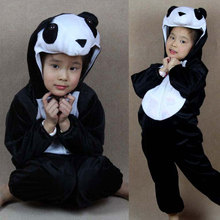 Children Kids Girls Boys Cartoon Animals Costumes Performance Clothing Suit Panda Childrens Day Halloween Cloth