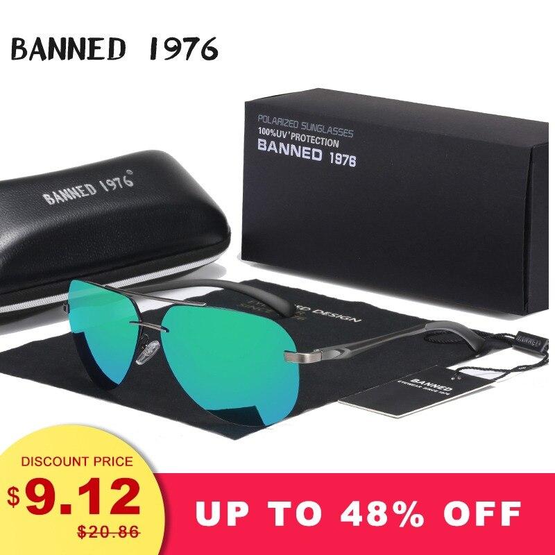 a0154e083dd50 Aluminum magnesium HD polarized fashion Sunglasses women men driving sun  Glasses vintage oculos de sol with