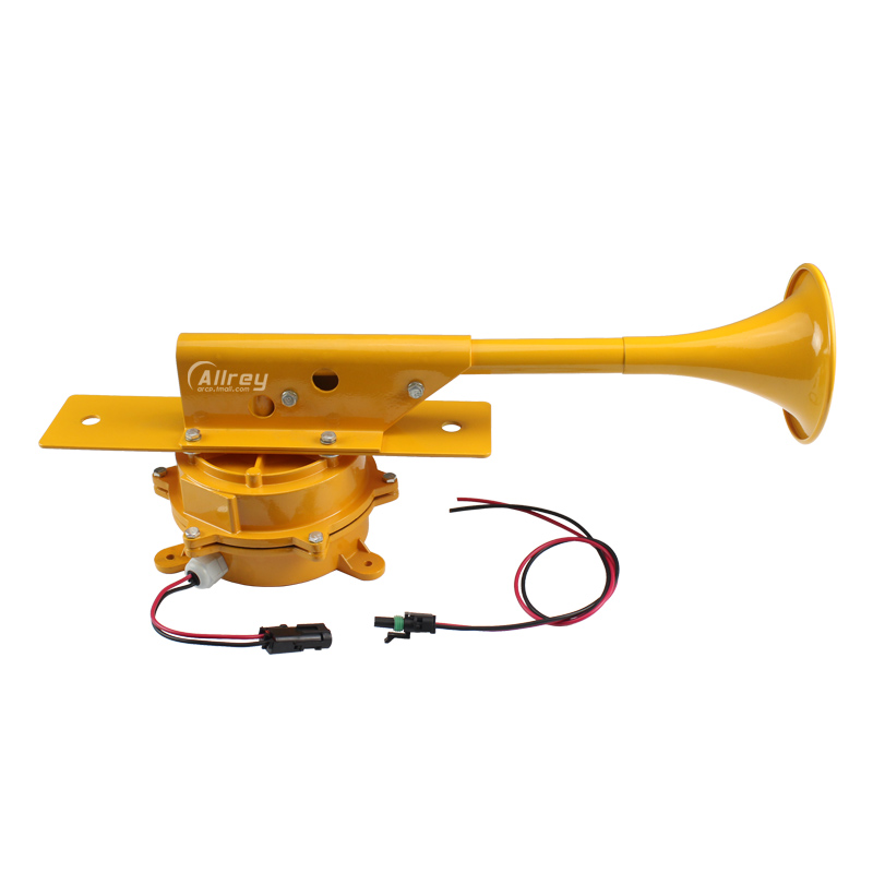 Shock Train Horn Super Loud Car Whistle Trucks Truck 24v Electric Trumpet Ship In Multi Tone Claxon Horns From Automobiles Motorcycles On