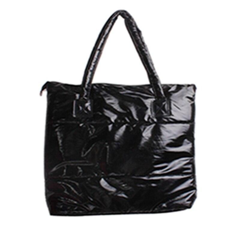 espaço algodão pad pena balde Bolsos Mujer Casual Tote Bag : Casual Women Messenger Bag