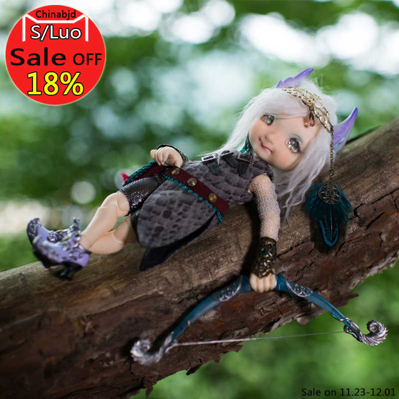Oueneifs sd bjd doll Fairyland RealFee June 1/7 body model  baby girls boys toys shop dollhouse resin anime furniture