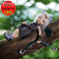 Oueneifs sd bjd doll Fairyland RealFee June 1/7 body model baby girls boys toys shop dollhouse resin anime furniture