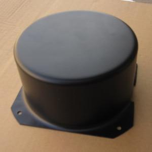 Image 2 - 1 stücke D: 130 MM H: 65 MM ringkerntrafo Abdeckung Anti Berühren Schild Abdeckung