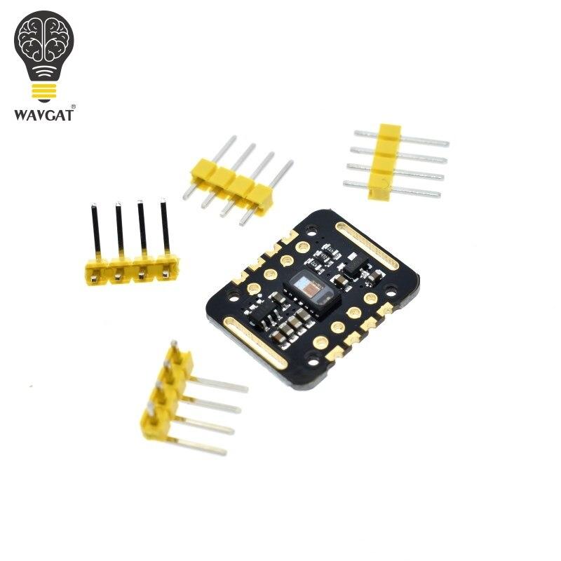 WAVGAT MAX30102 Herz rate Sensor Modul Puls erkennung Blut sauerstoff konzentration test Für Arduino STM32 Ultra-Low-Power