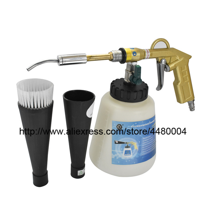 lt-d air car cleaning car wash Tornador gun black for car washer tornado gun