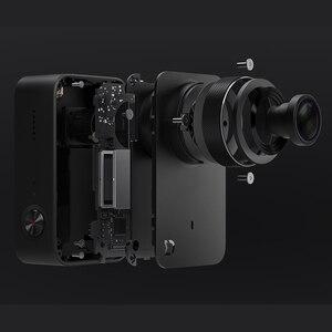 Image 5 - In Voorraad Global Versie Xiaomi Mijia Mini Sport Actie Camera 4 K Ambarella A12S Ramcorder Video Record IMX317 Digitale Camera S