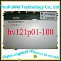 "HV121P01-100 HV121P01-101 para IBM X60T X61T X61 X60 12.1 ""pulgadas de pantalla LCD 1400*1050 CCFL 20pin no tiene toque"