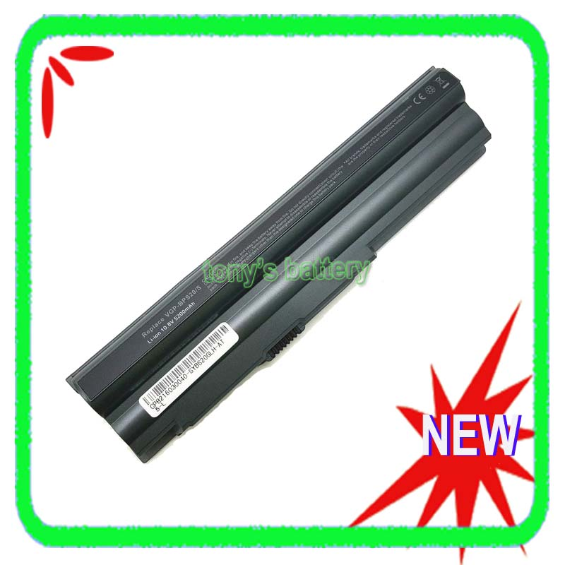 6 Cell VGP-BPS20/S Battery For SONY VAIO VPCZ116GG VPCZ128GG VPCZ127GG VPCZ117FC VPCZ110 VPCZ119 VGP-BPL20 VGP-BPS20B
