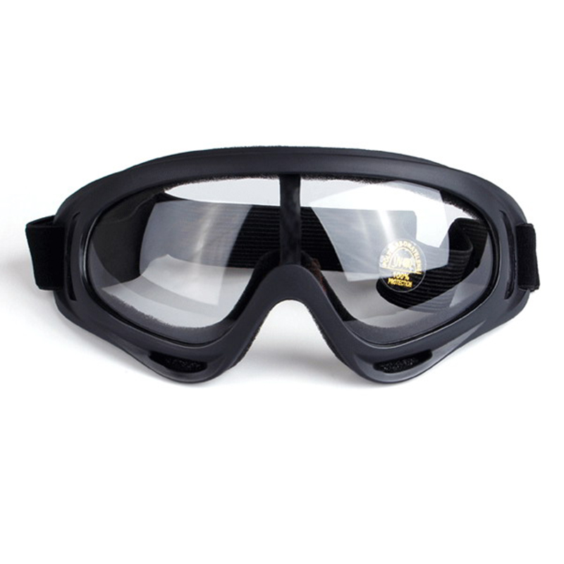 UV400 Anti-fog Tactical Glasses Goggles Safety Glasses Windproof Protective Glasses Polarized Outdoor Glasses