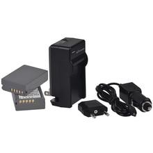 2pcs* 1220mAh BLN-1 Battery + Charger for Olympus BCN-1, BCN1, BCN 1, BLN-1, BLN1, BLN 1