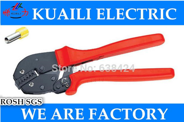 1PCS AP-04WFL New Generation of Energy Saving Crimping Pliers 0.5-4mm2 20-12AWG Insulated & Non-insulated Ferrules  цены