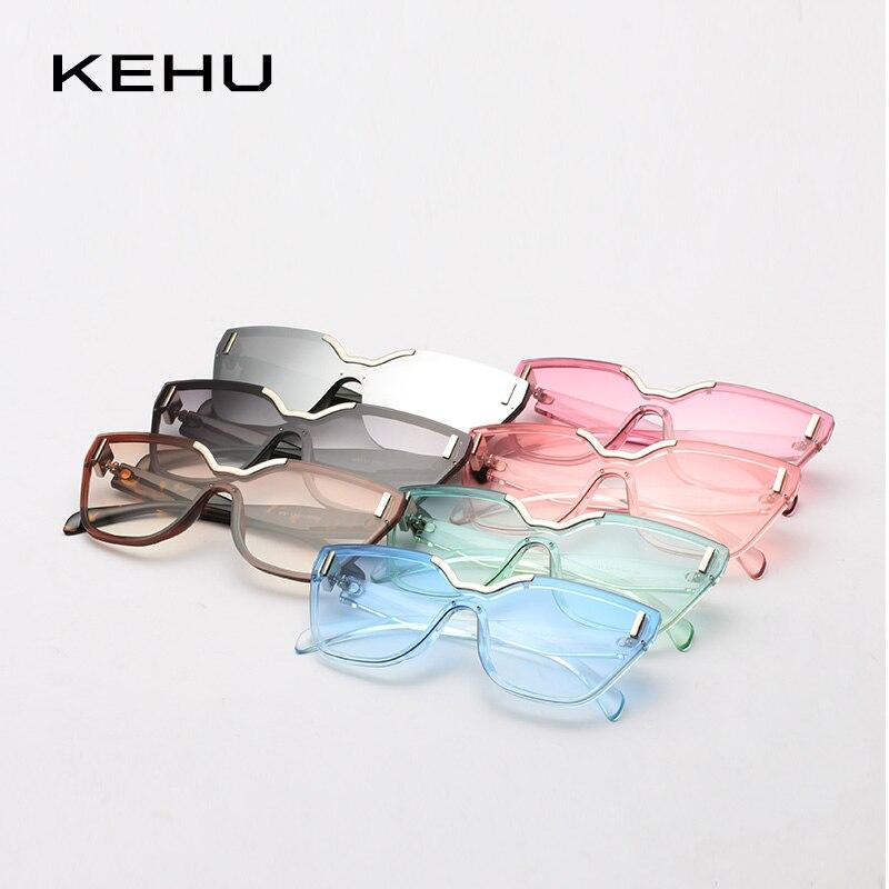 KEHU 2018 Neue Sonnenbrille Hohe Qualität Katzenaugen-sonnenbrille ...