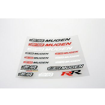 Автомобильные аксессуары Aliauto Mugen Power R Автомобильная наклейка и наклейка для Honda Fit Civic Type R City Cr-z Legend Odyssey Stepwgn Vezel