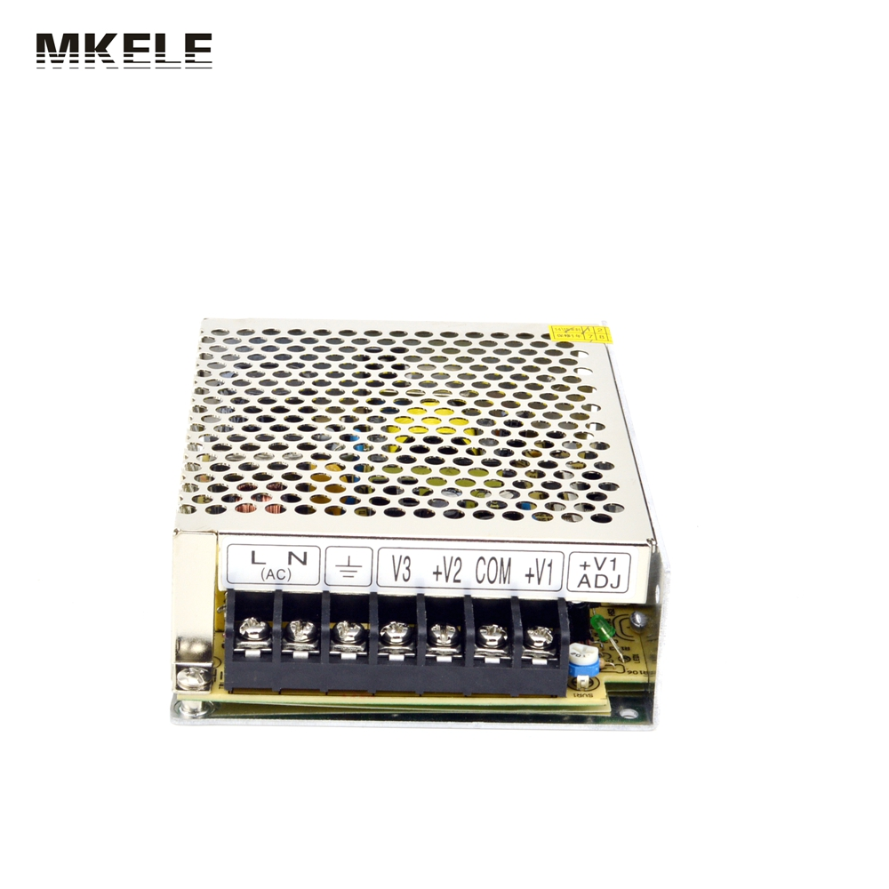 50W 5V 15V -15V Triple Output Switching Power Supply NET-50C UL CB SMPS AC to DC volt power supplies 15v 600w switching power supply 15v 40a single output ajustable 50 60hz ac to dc industrial power supplies s 600 15