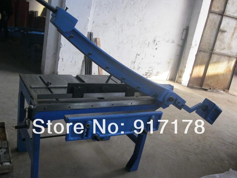 GS1000Lmm hand guillotine shear hand cutting machine manual shear machinery tools ultimate gs 1000