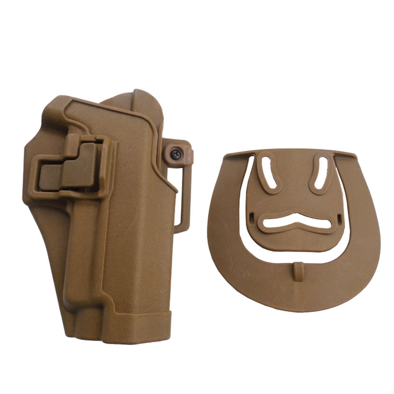 Tactical Holster P226 Hunting Outdoor Right Hand Waist Paddle Belt Gun Holster Pouch for Pistol SIG Sauer P220 P228 P229