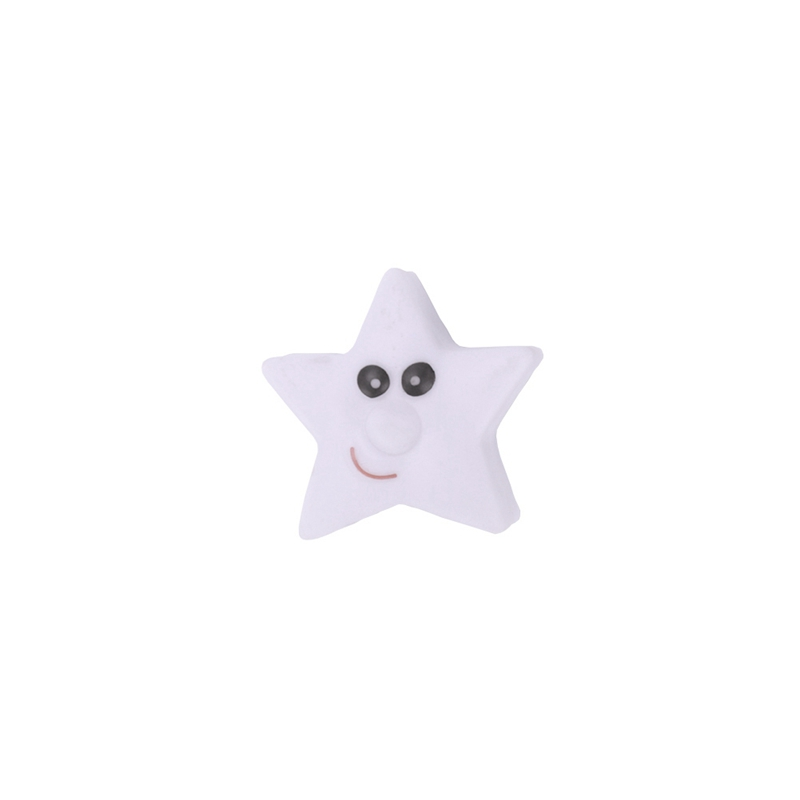 2018 Fashion Night Light Mini Novelty Cute Cartoon Star Bedroom lamp For Baby Gift Romantic Colorful Lights