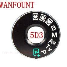 Для Canon 5D3 6D 5D2 5DII 5diii 5D4 5DIV 5D MARK IV режим панели набора номера, проигрыватель патч, табличка Камера запасных частей