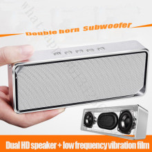 Wireless Bluetooth Pocket Speaker Hands-free Call TF Card Music Player Smart Speakers Subwoofer