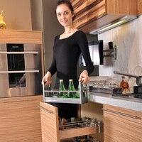 Шкаф корзина для приправ из нержавеющей стали кухонный шкаф корзина для приправ корзина специй корзина можно взять