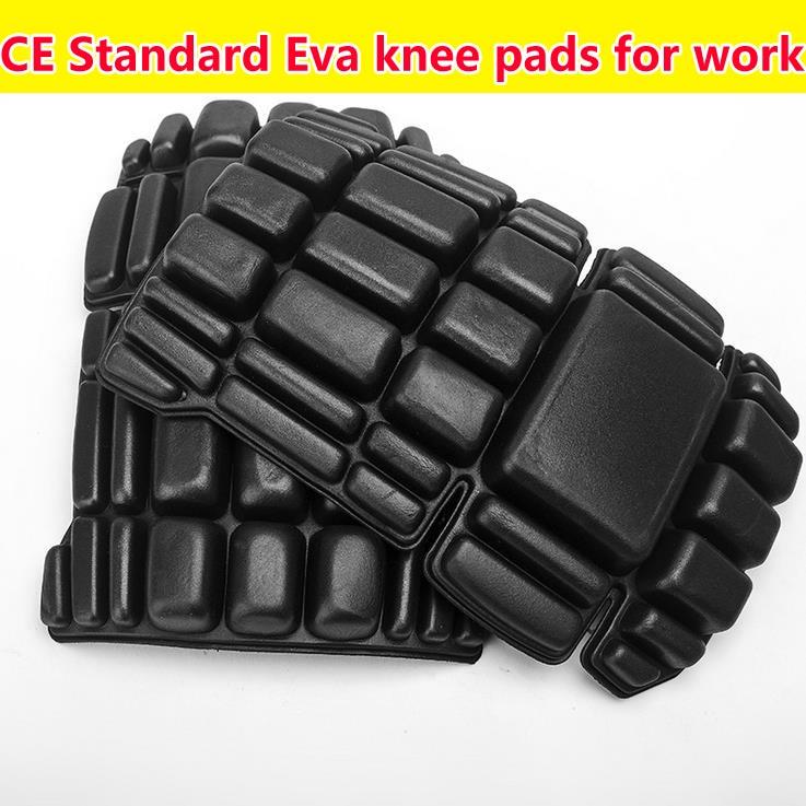 Bauskydd CE Eva ginocchiere per il lavoro kneelet per i pantaloni da lavoro ginocchiera ginocchio protettivo spedizione gratuita
