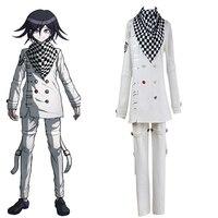 New Danganronpa V3 Ouma kokichi Cosplay Costume Japanese Game School Uniform Suit Outfit