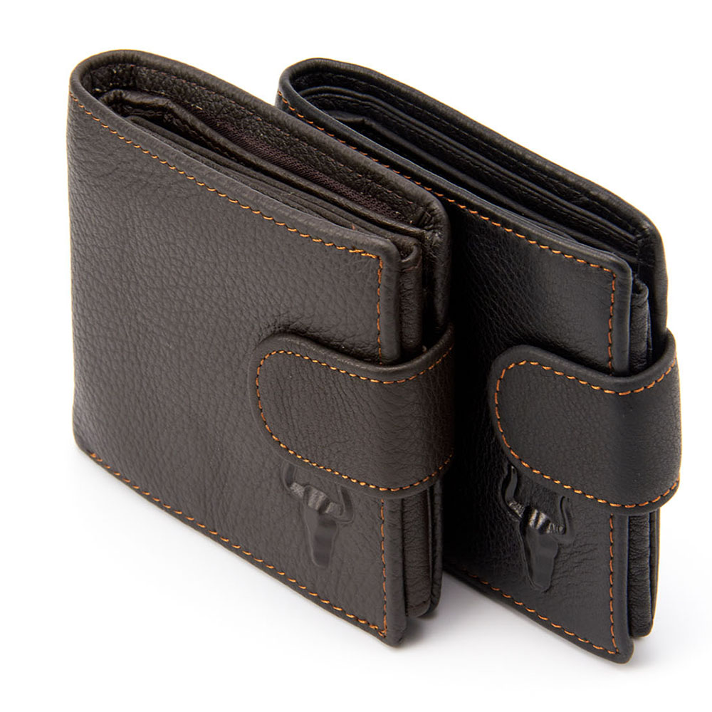 Perfectly Made And Carefully Sewed. This Wallet Wants To Live Many Years With You!