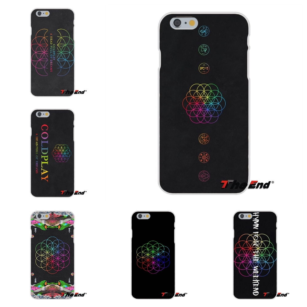ColdPlay Full Of Dreams iphone case