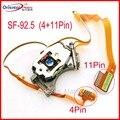 Бесплатная доставка оригинальный SF-92.5 ( 11 P + 4P) Подключение Оптический Пикап SF92.5 4/11 контактов автомобиля CD лазерный объектив оптический пика...