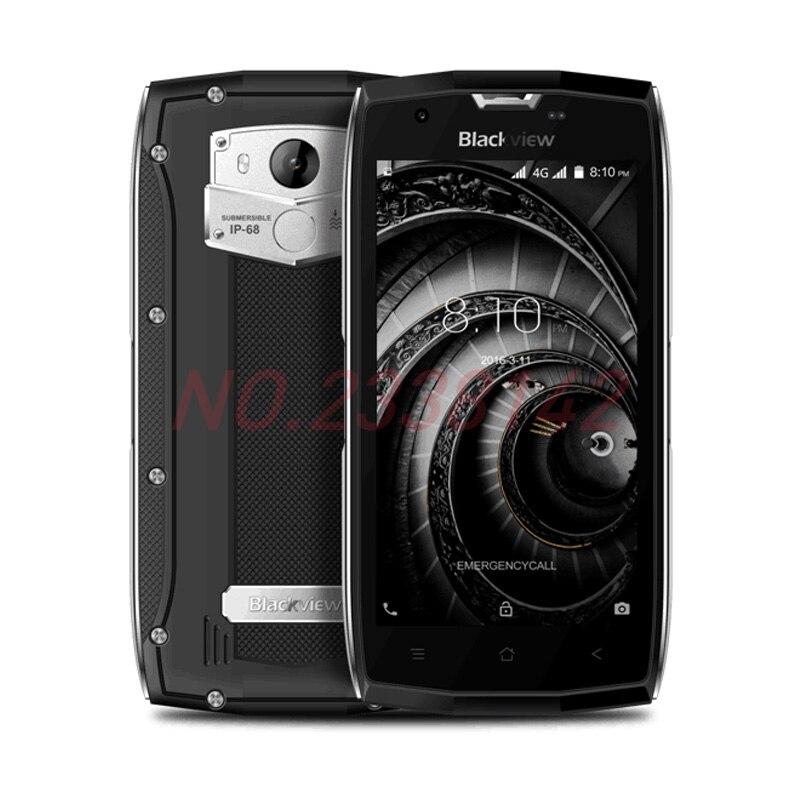 Blackview <font><b>BV7000</b></font> Pro смартфон 4 г Водонепроницаемый <font><b>IP68</b></font> 5.0 &#171;FHD MT6750T Octa core Android 6.0 мобильный телефон 4 ГБ + 64 ГБ 13MP сотовом телефоне