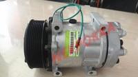 Automotive air conditioning compressor for Volvo excavator for volvo truck,7H15 compressor