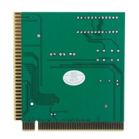 computer motherboard 4-Digit Card Pc Analyzer Computer Diagnostic Motherboard Post Tester For Pci Isa Power On Self Test Card (5)