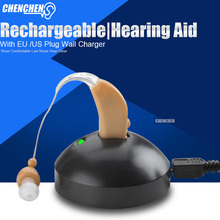 Rechargeable Audifono Cheap Hearing Aid Volume Adjustable Convenient Hearing AIDS Aparelho Auditivo