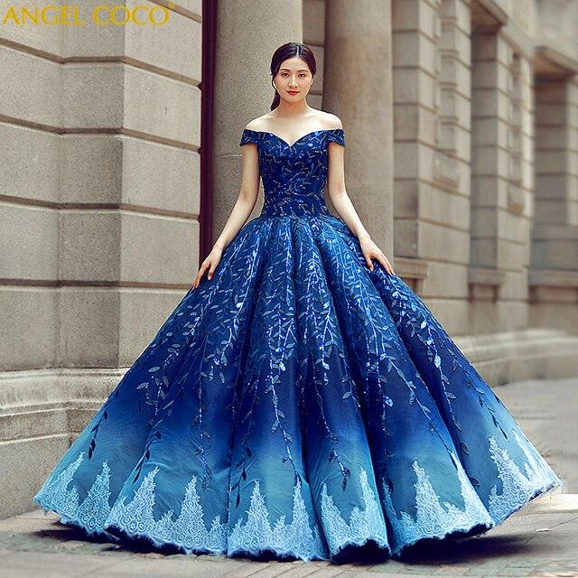 royal formal evening dresses long party dress lebanon Gown robe de soiree abiye gece elbisesi abendkleider 2019 vestido de festa
