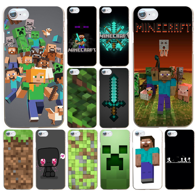 cover minecraft iphone