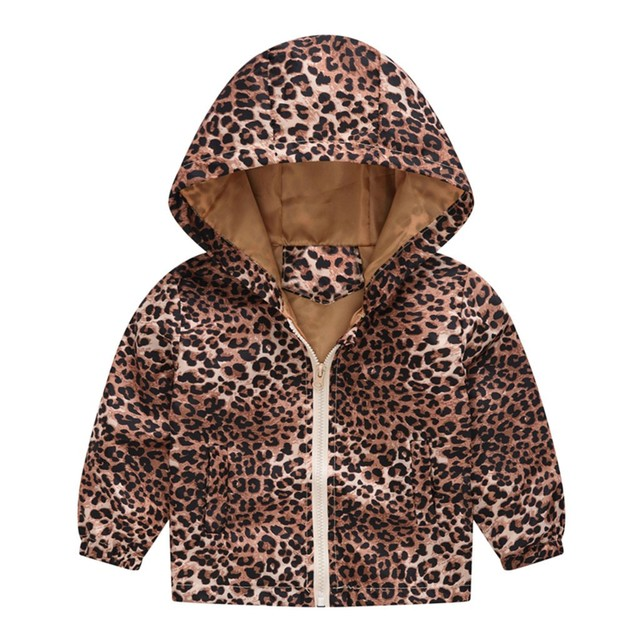 Toddler Kids Baby Girls Boys Camouflage Butterfly Spring Hooded Coat Jacket Tops kids clothes boys 2020 new fashion clothes