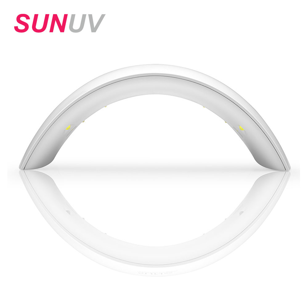 SUNUV SUN9c SUN9s 24W UV LED Lamp for Nails LED Dryer Polish Machine for Curing Nail Gel Art Tools