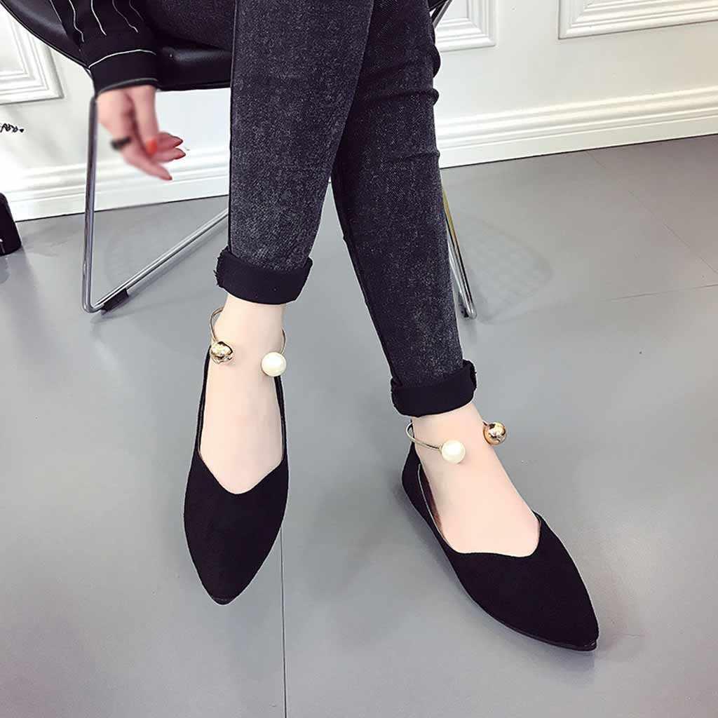 Giày Nữ Giày Sandal Cao Gót Giày Xăng Đan Nữ Đế Bằng Xăng Đan Mùa Hè Nữ 2019 Mùa Hè Thật Nền Tảng