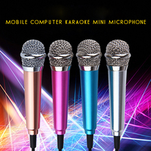 USB microphone mini usb speaker 4 colors usb gadgets creative girl gift  tiny USB microphone For samsung iphone huawei xiaomi