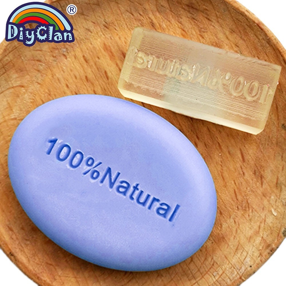 Handmade Resin Soap Stamp Mold 100% Natural Diy Patterns Organic Glass Soap Chapter Acrylic Chapters Z0079NT