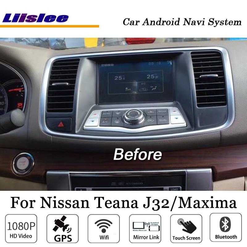 For Nissan Teana J32 Maxima 2008~2013-4