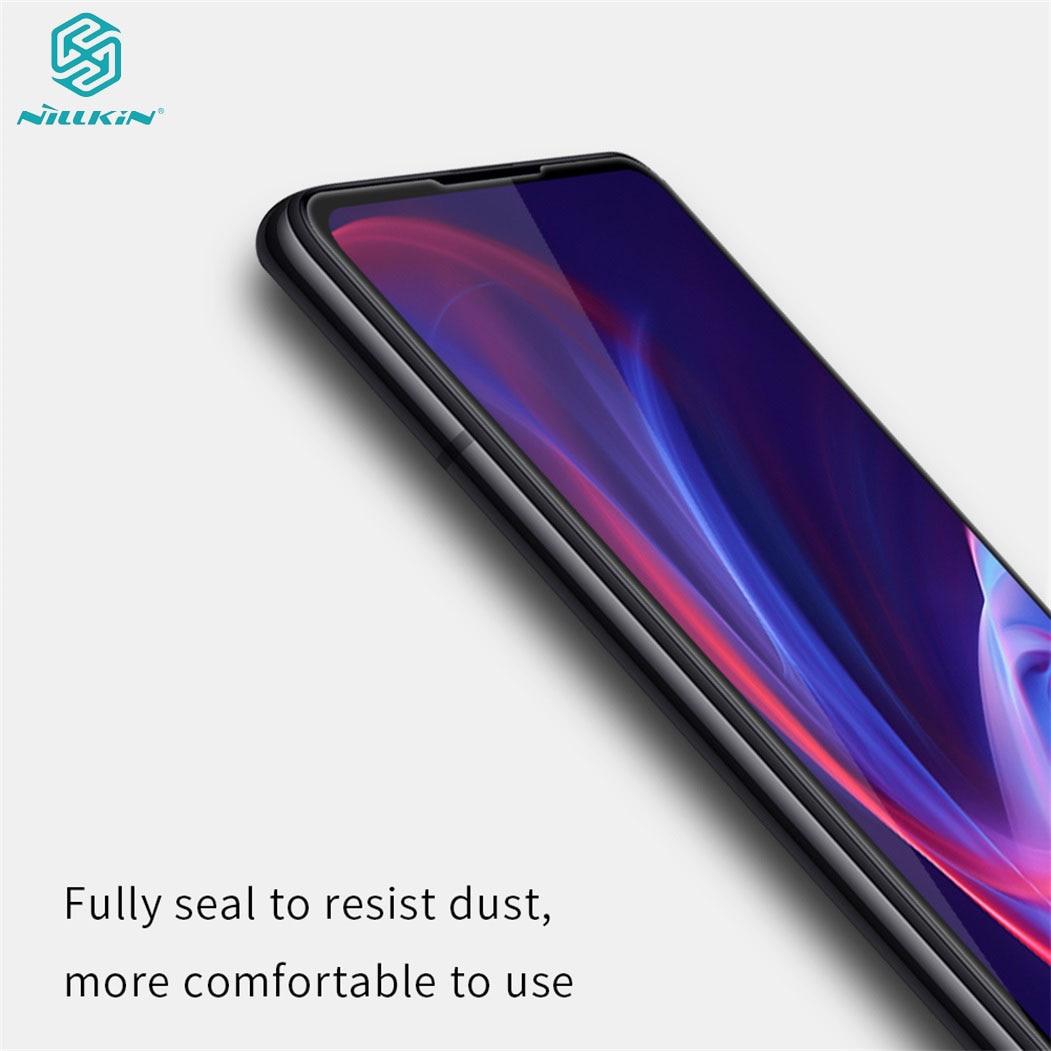 For Xiaomi Mi 9T Redmi K20 Mi9T Pro Tempered Glass Nillkin XD CP+MAX Anti Glare Full Screen Protector Glass For Redmi K20 Pro
