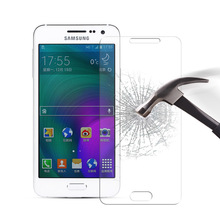 Tempered Glass for Samsung Galaxy A3 2015 A300 A300F Phone Screen Protector Protective Film For