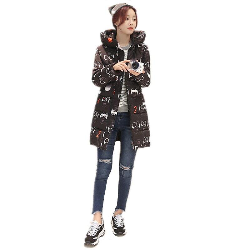 Vêtements Étudiants Slim red Black Taille Manteau Plus Down Femmes white La Yagenz De Long Coréenne Veste Femelle 2017 Parkas D'hiver Coton Base zR0q8w