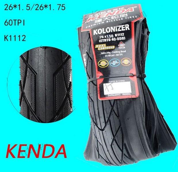 Kenda high quality folding bicycle tire/mtb 26/27.5/29x1.95/ 2.1 ...