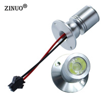 10pcs 1W 3W Adjustable Mini LED Downlights Surface Jewelry Cabinet Lamps Mounted Led spot downlight With Driver AC85-265V