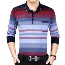 WAEOLSA Men Casual Shirt Turn Down Top Cross Stripe Man Blue Red Blouses Male Gradual Color Shirts Leisure Tops