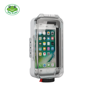 Image 2 - Seafrogs Universal Bluetooth Cell Phone Housing Case Box Underwater 40m Photography For iPhone Huawei Samsung Xiaomi Smartphone