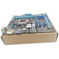 Original Used Desktop Motherboard For ASUS P8H61 MPLUS V2 H61 Support LGA1155 I3 I5 I7 DDR3